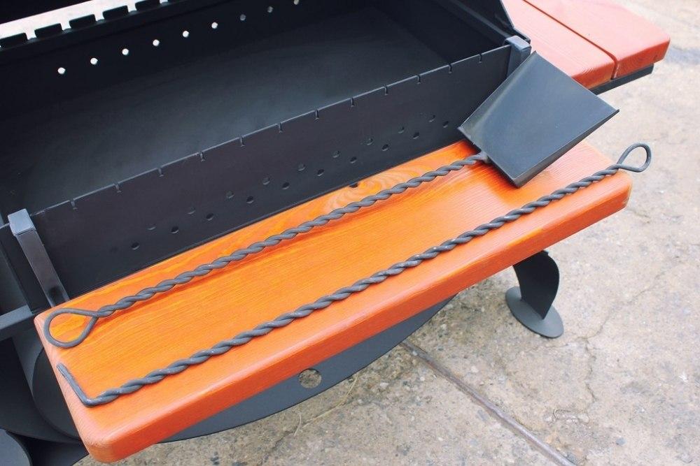 Краска для мангала