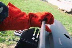 Жаропрочные рукавицы КМ-11