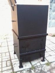"""Печь для сжигания садового мусора """"Ко двору"""" разборная (сталь 3 мм)."""