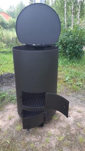 """Печь - бочка для сжигания мусора """"Смуглянка"""" 240 (Nada)"""