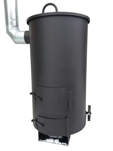 """Печь """"Смуглянка"""" 180Л (Утилизатор садового мусора)"""