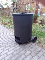 """Печь для сжигания мусора """"Бочонок"""" (Оптима) Nada"""