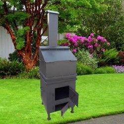 """Печь для сжигания садового мусора """"Нада"""" супер (Nada)"""