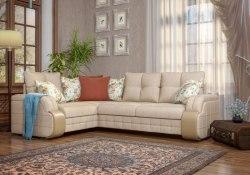 Николь угловой диван