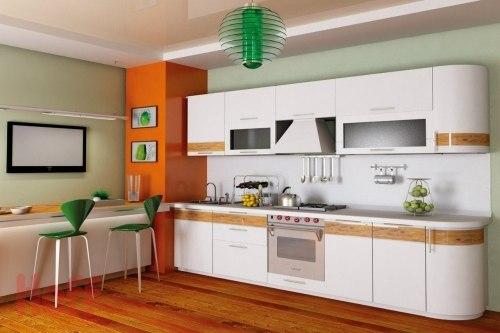 Анастасия Тип-3 кухня (Вуд)