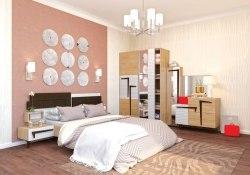 Интеро спальня