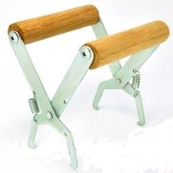 Захват для рамок с деревянными ручками