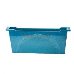 Кормушка пластмассовая внутриульевая с плотиком объем 2,5 л