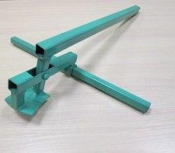 Ключ для открывания крышки куботейнера (черный металл)крашеный