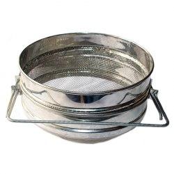 Сито-фильтр для меда нержавейка (диаметр 200 мм. )