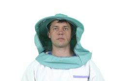 Сетка защитная лицевая (ткань поликаттон) цветная