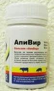 Апивир (бальзам) подкормка биологическиактивная 100 г