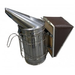 ДЫМАРЬ ПАСЕЧНЫЙ С ЗАЩИТОЙ (металл окрашен, коженный мех съемный)