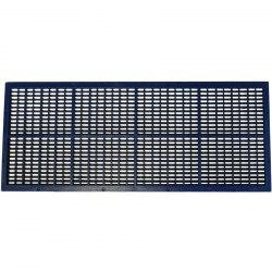 Решетка донного Пыльцесборника (сетка для отделения пыльцы) 403х148 мм.
