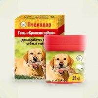 Гигиенические средства для обработки дёсен собак и кошек
