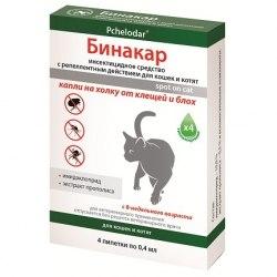 Препараты для животных от блох и клещей