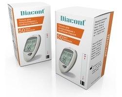 Тест-полоски Изи Тач Глюкоза Bioptik Technology (Glucose) №50