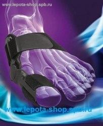 Функциональный ортез для первого пальца стопы Универсальный