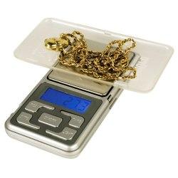 Весы 500г/0,1 Pocket Scale