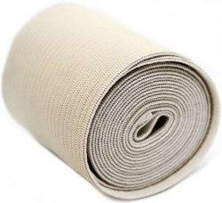 Бинт медицинский эластичный тканый, размер 3,0м х 100мм Польза
