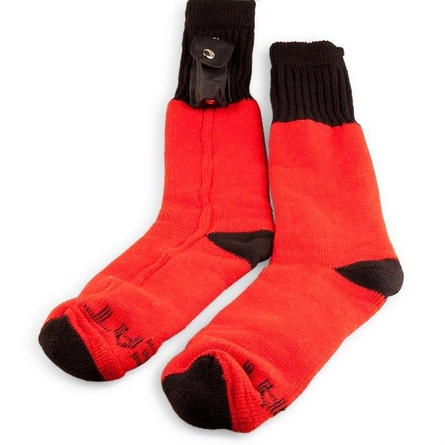 Электро носки с подогревом