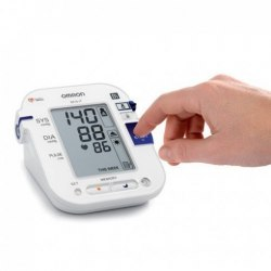 Измеритель артериального давления и частоты пульса автоматический OMRON HEM 7080-ITE (M10-IT)