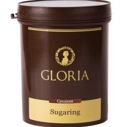 Паста для шугаринга средняя GLORIA 0,8 кг Gloria