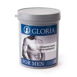Паста Ultra soft для мужского шугаринга FOR MEN, 0,8 кг Gloria