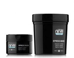 Маска для восстановления поврежденных волос Nirvel Professional Xpress Mask Экспресс