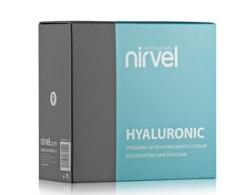 Набор для процедуры «Биоревитализация волос» Nirvel Professional Hyaluronic Pack