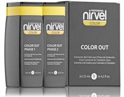 Корректор косметического цвета Nirvel Professional Color Out