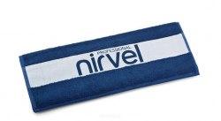 Полотенце махровое, синее. 50x90 см Nirvel Professional