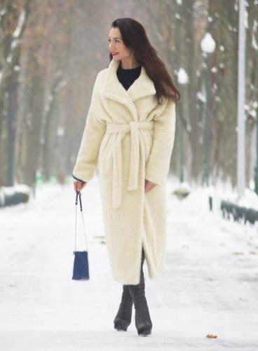 Пальто зимнее Millennium 524