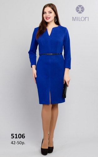 Платье MILORI 5106