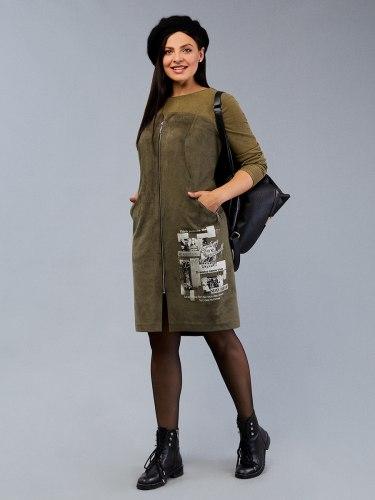 Платье MILORI 10208