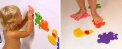 Мини-коврик Уточка для ванной (без упаковки) Valiant