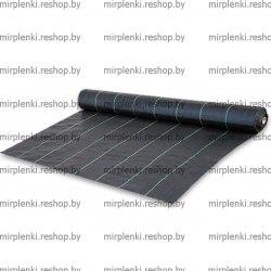 Агроткань черная 100 гр/м.кв., ширина 2,1 м