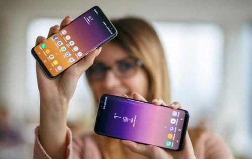 АКЦИЯ! Смартфон Samsung Galaxy S8 Plus & S8+ Лучшая Корейская копия • Гарантия 12 Месяцев ➀Ꙭ% •✅•ЗВОНИТЕ ☎ 👍 Samsung