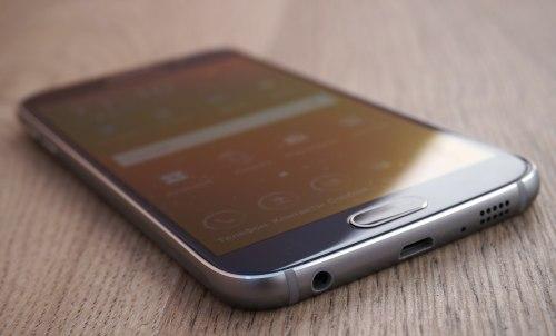 Смартфон Samsung Galaxy S6 32Гб, копия 1в1 с оригиналом