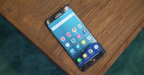Копия Samsung Galaxy Note 7 (8 ядер)