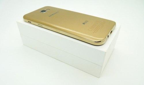 Смартфон Samsung Galaxy A7 - 2017, MT6592
