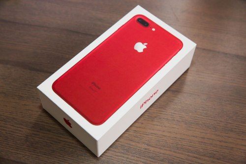 Лучшая копия Apple iPhone 7 Plus RED