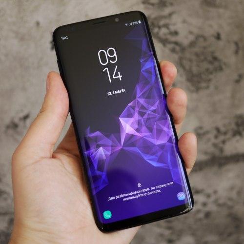 Лучшая копия Samsung Galaxy S9 + | S9 Plus | Гарантия 12 Месяцев