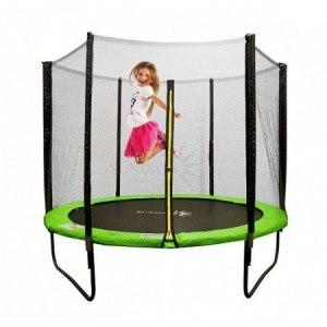 Качественные батуты для детей с сеткой Fun Fit - Sky Jump