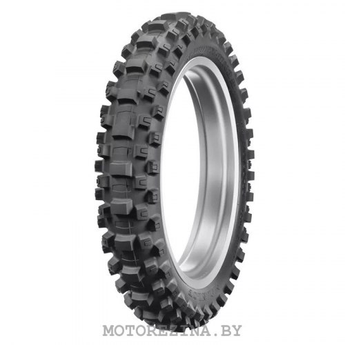Мотопокрышка Dunlop GeoMax MX3S NHS 100/90-19 57M TT Rear