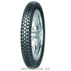 Покрышка для мотоцикла Mitas 3.50-19 H-02 63P Front/Rear TT