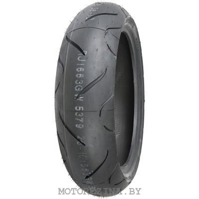 Мотопокрышка Shinko F 010 170/60ZR17 72W Rear TL
