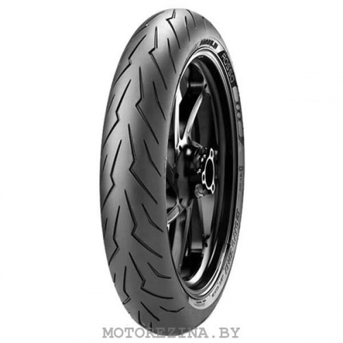 Резина на мотоцикл Pirelli Diablo Rosso III 120/60R17 Z (55W) F TL