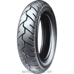 Шина для скутера Michelin S1 90/90-10 50J F/R TL/TT