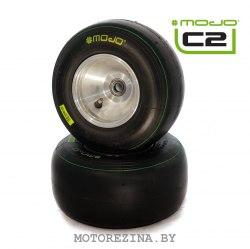 Резина для картинга Mojo С2 10x4.00-5